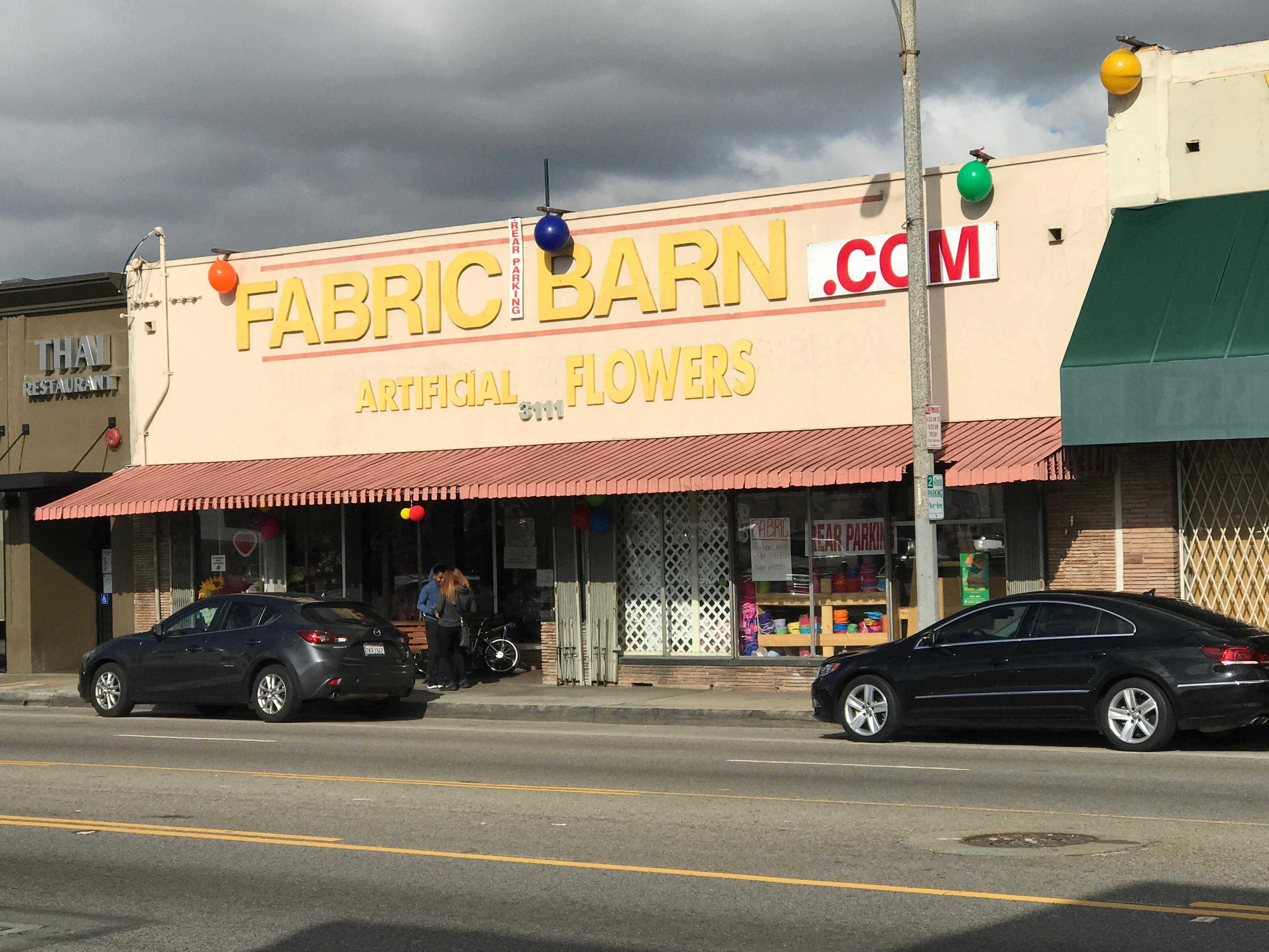 Fabric Barn Inc. - Long Beach, CA