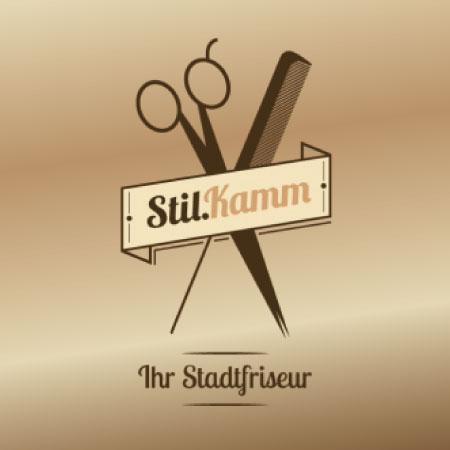 Logo von Stil.Kamm Ihr Stadtfriseur