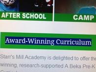 Award-winning A Beka Curriculum