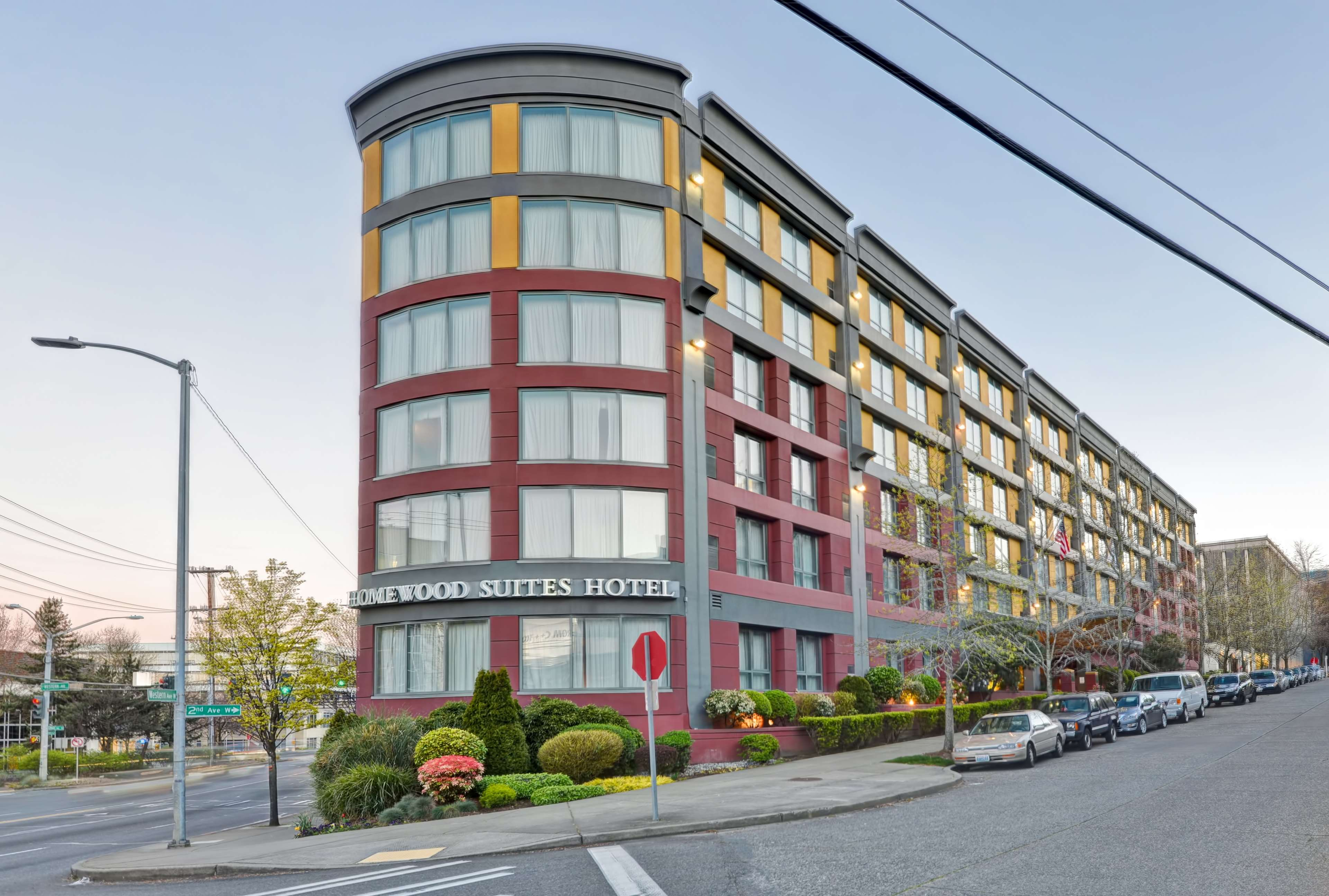 Homewood Suites by Hilton Seattle Downtown image 0
