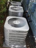 Replacement of 3 Air conditioning units in a residential application
