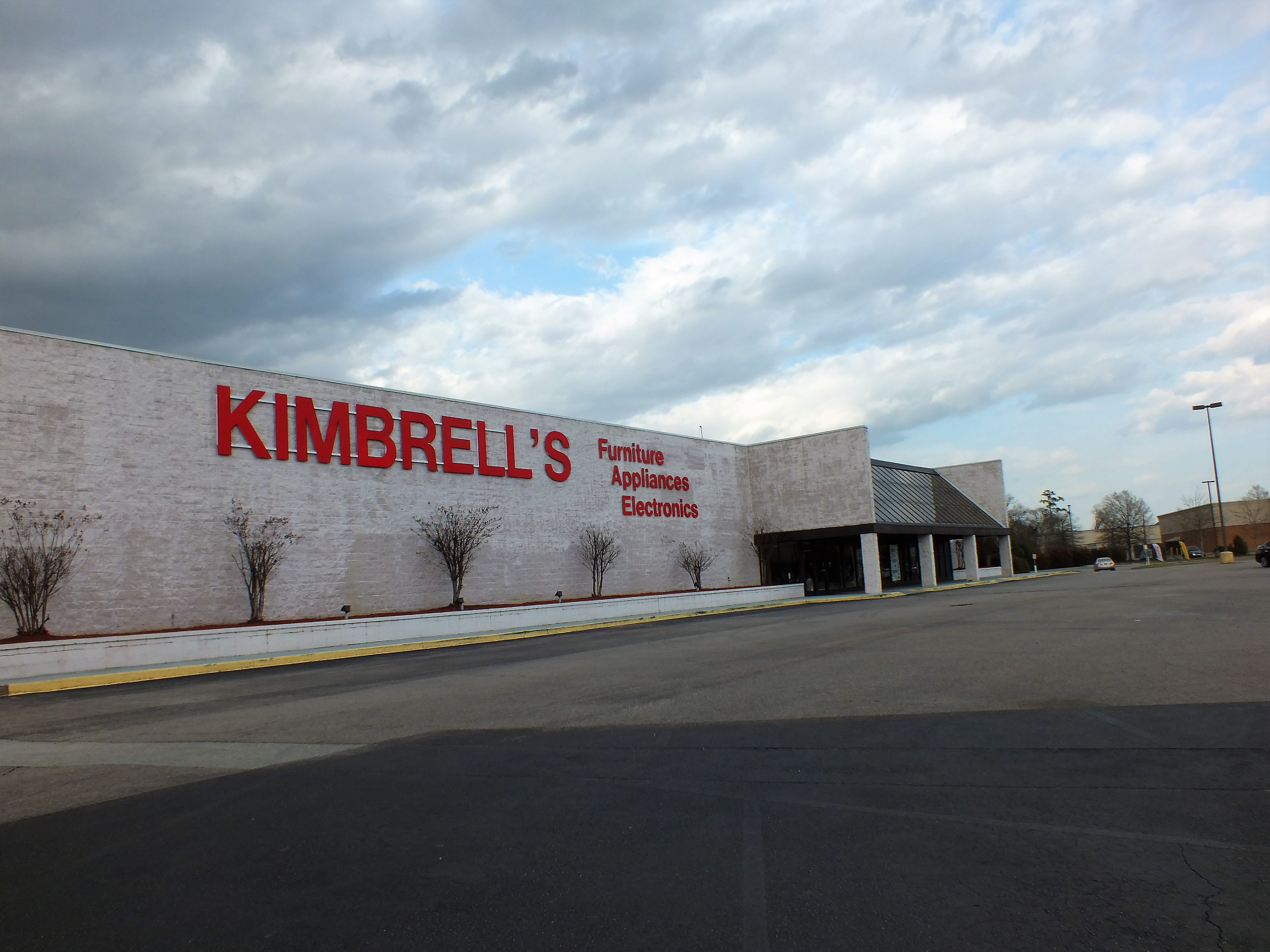 Kimbrell's Furniture - 2322 Augusta Rd, West Columbia, SC