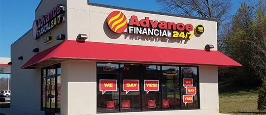 Advance Financial image 0