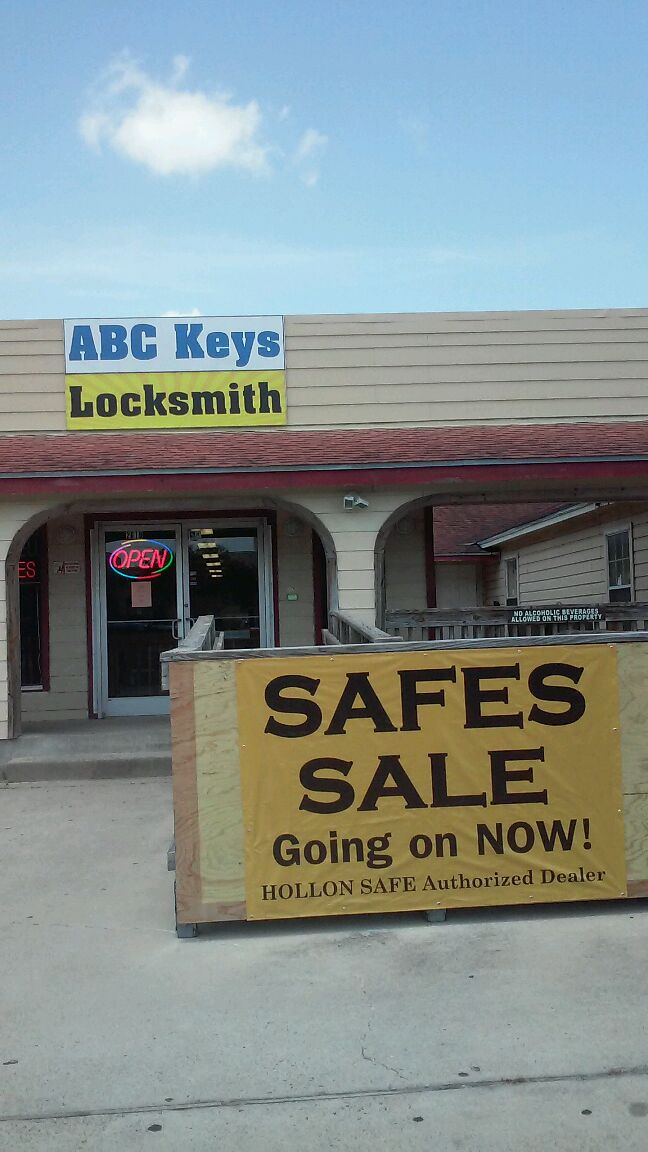 ABC Keys and Safes - Corpus Christi, TX