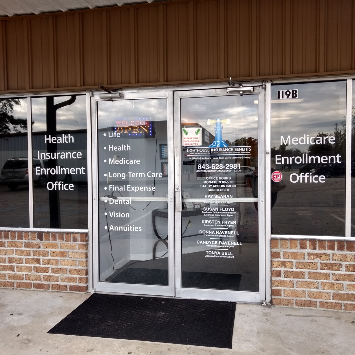 Lighthouse Insurance Benefits | Charleston Insurance Agency image 1
