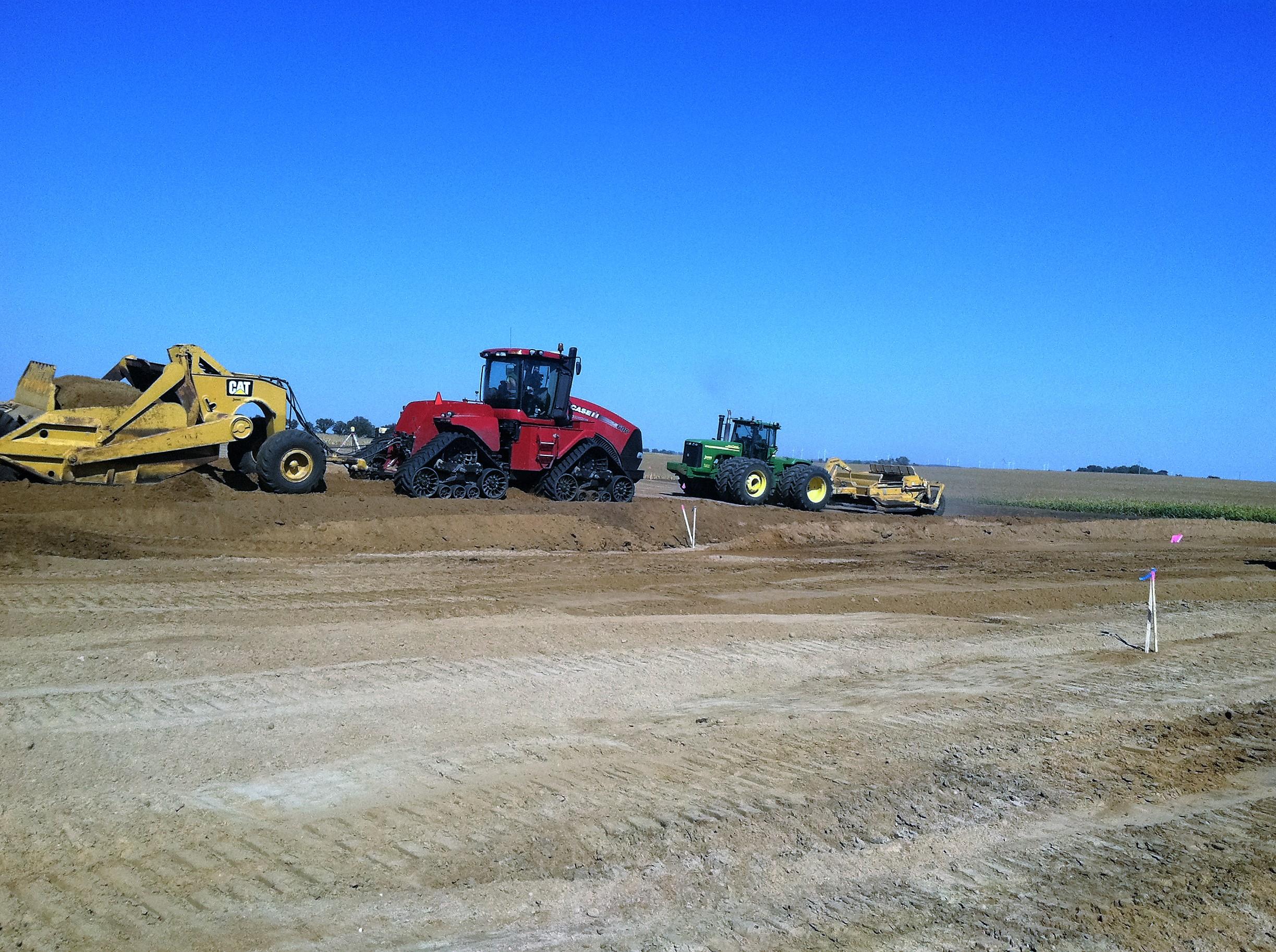 Jensen Excavating And Trucking LLC image 8