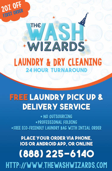 Wash Wizards Laundry Pickup & Delivery Service - Oxnard image 17