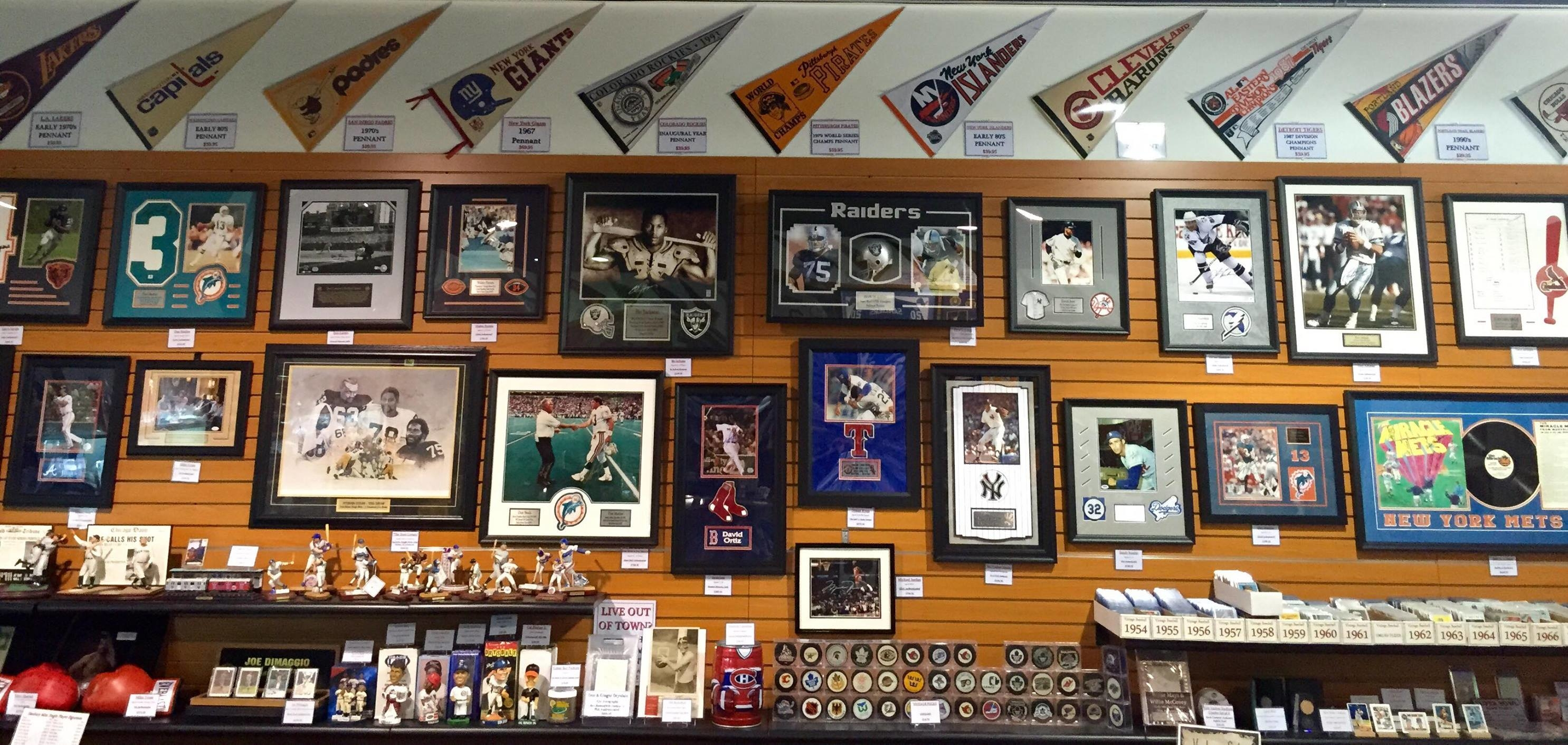 Ultimate Sports Cards And Memorabilia image 0