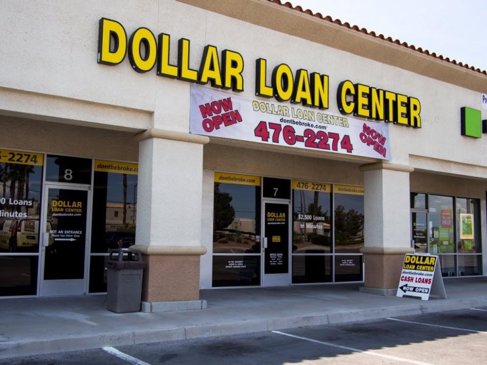 Loan centers in north las vegas