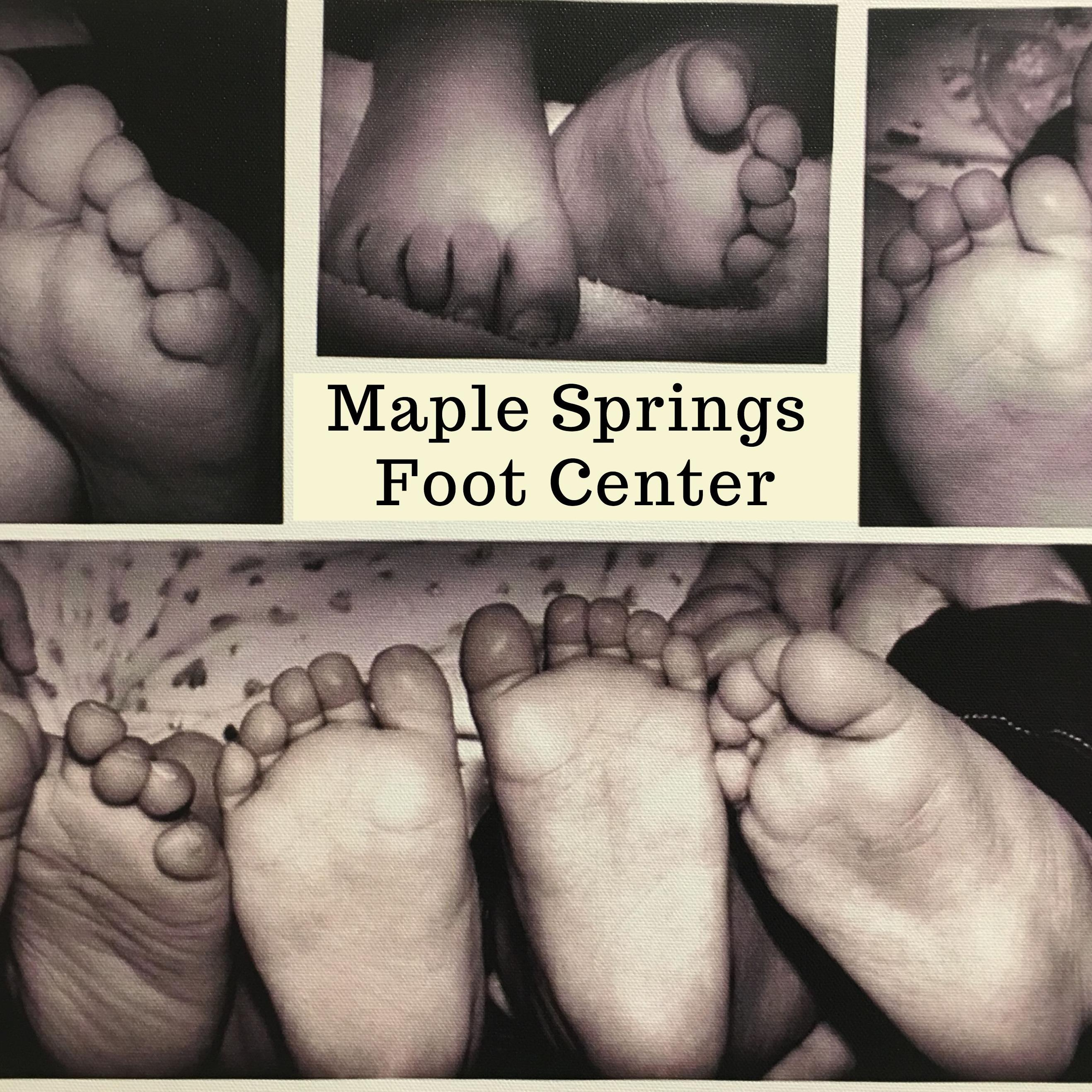 Maple Springs Foot Center