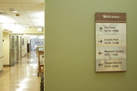 Lieberman Center for Health and Rehabilitation-CJE SeniorLife image 1