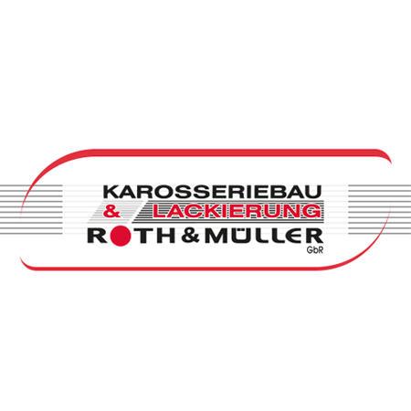 Logo von Karosseriebau & Lackierung Roth & Müller GbR