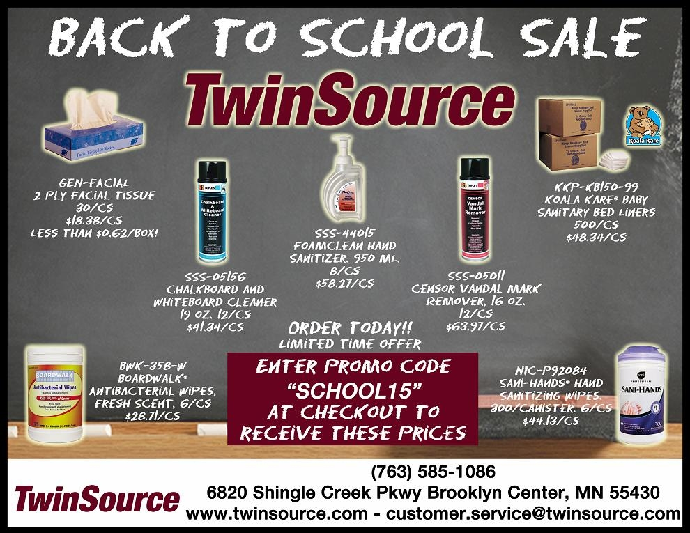 TwinSource Supply image 1
