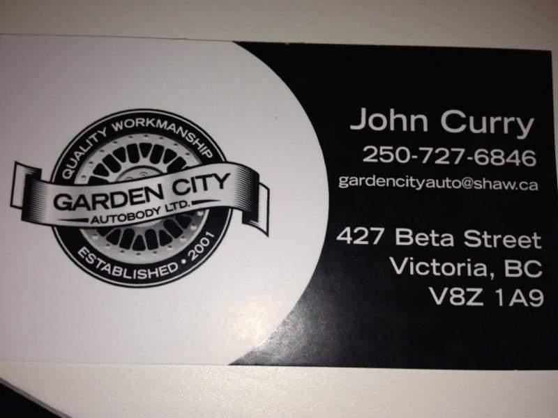 Garden City Body & Paint