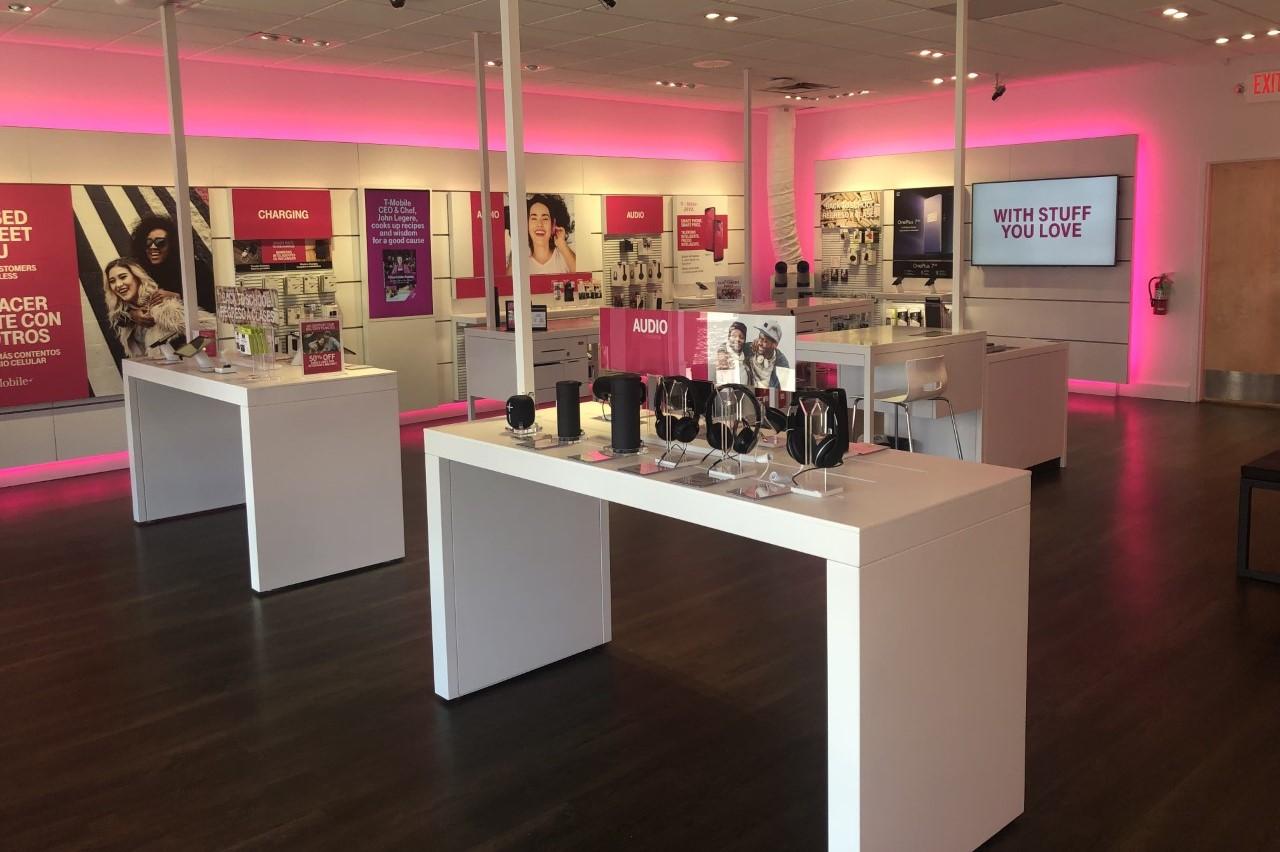 T-Mobile - Closed