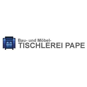 Logo von Bau- und Möbeltischlerei Pape