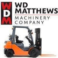 W.D. Matthews Machinery Co