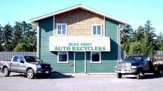 Duke Point Auto Recyclers in Nanaimo