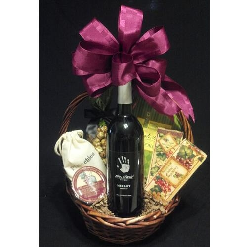 Coupon wine country baskets