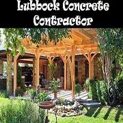 Lubbock Concrete Contractor