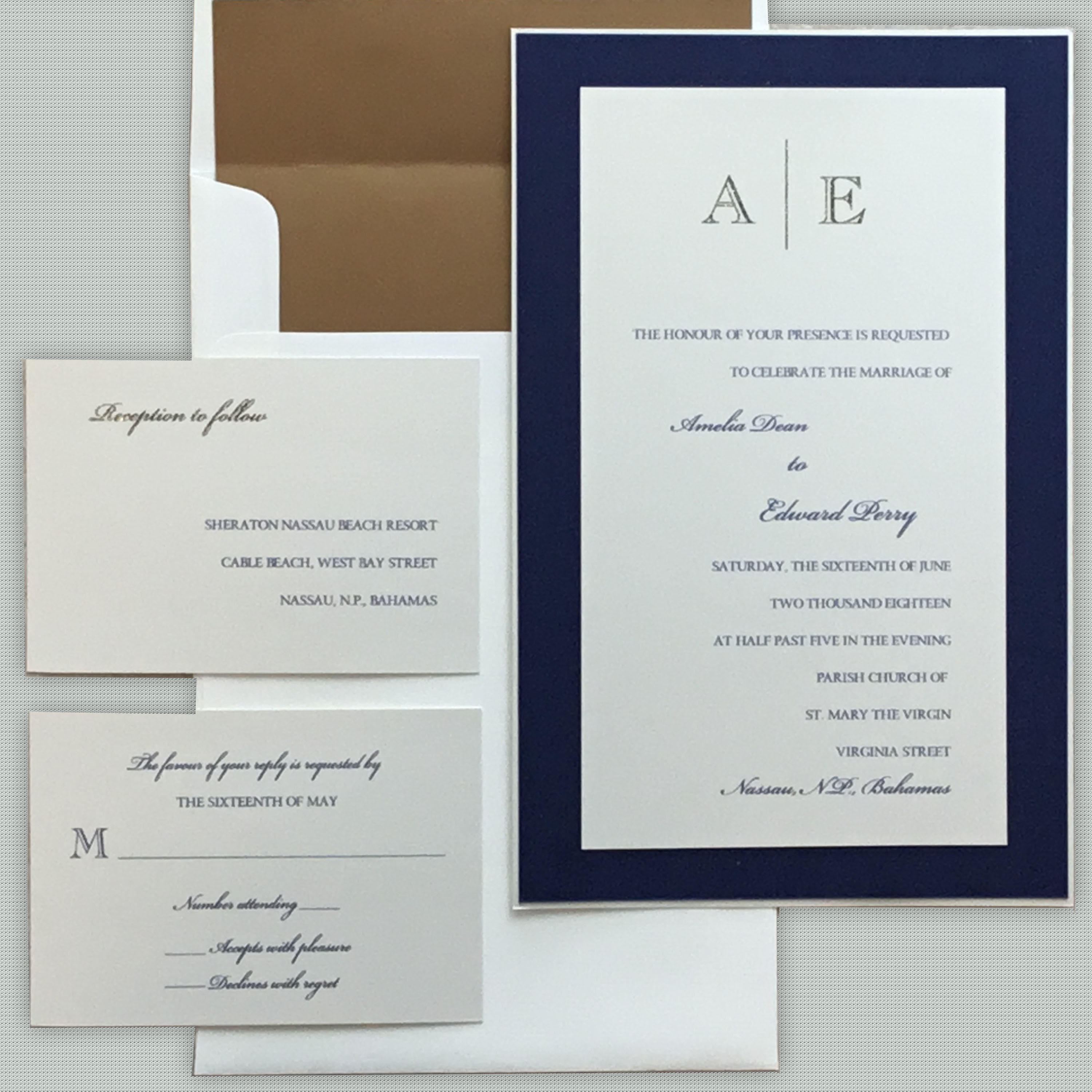 Leslie Store Wedding Invitations & Stationery image 4