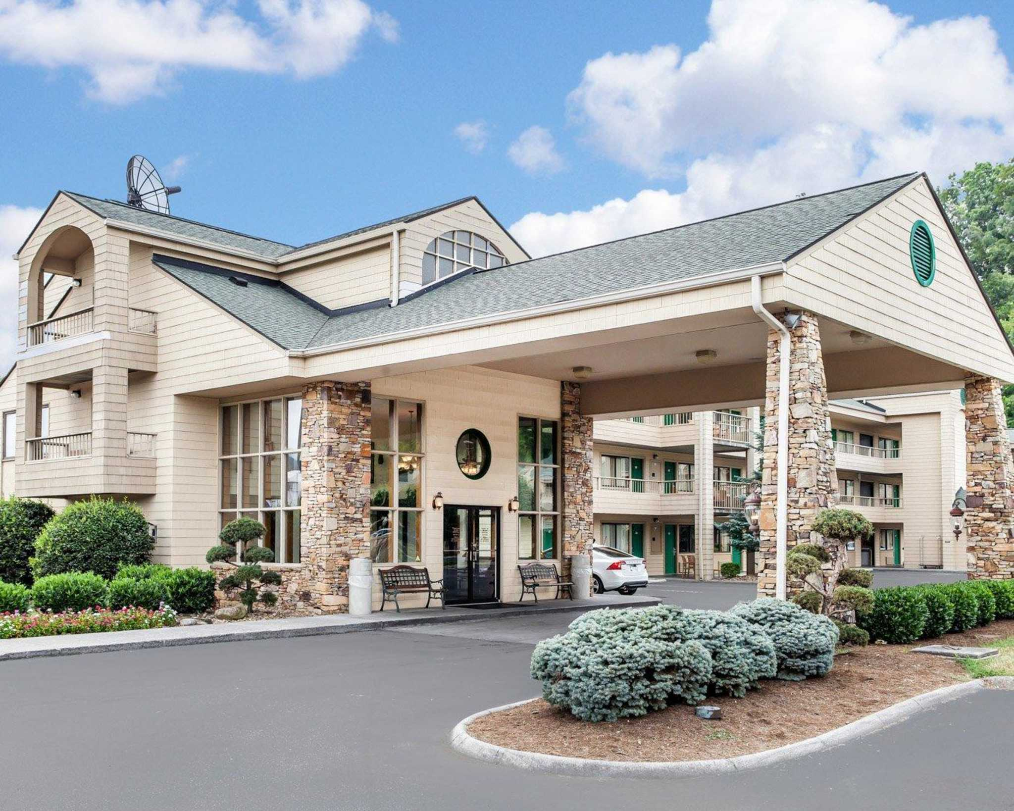 Quality Inn & Suites At Dollywood Lane In Pigeon Forge, TN