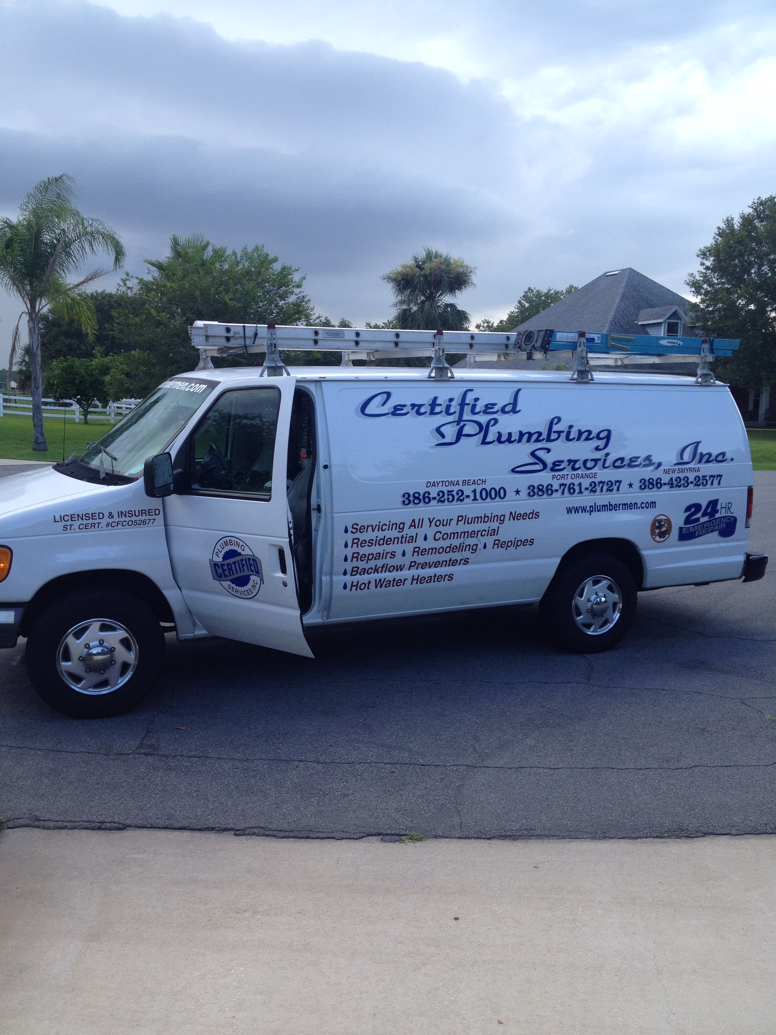 Certified Plumbing Services Inc image 1