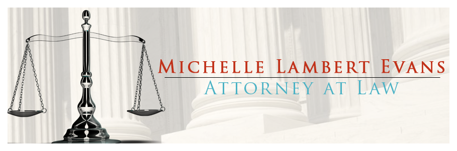 Michelle Lambert-Evans Attorney At Law