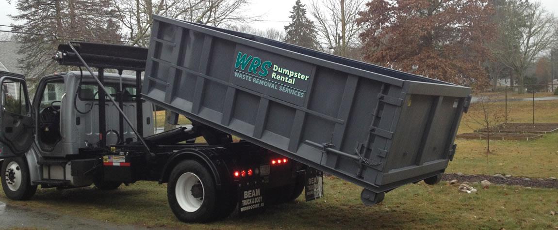 WRS Dumpster Rental image 0