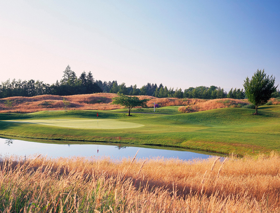 Golf course coupons