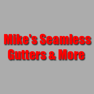Mike's Seamless Gutters & More image 0