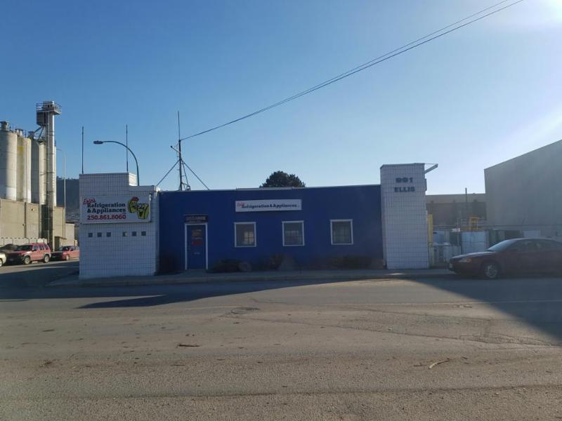 Eric's Refrigeration & Appliances Ltd in Kelowna