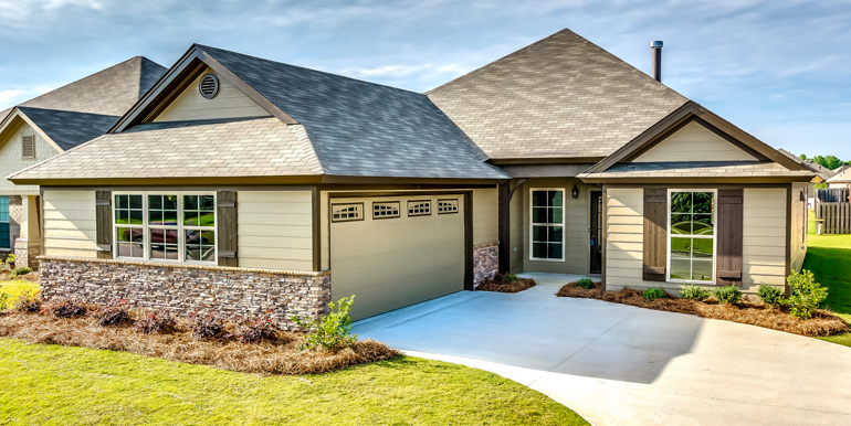 Lowder new homes deer creek in montgomery al 36117 for Custom home designs prattville al