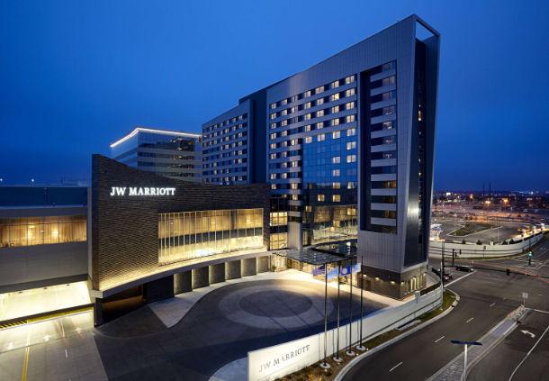 JW Marriott Minneapolis Mall of America image 0