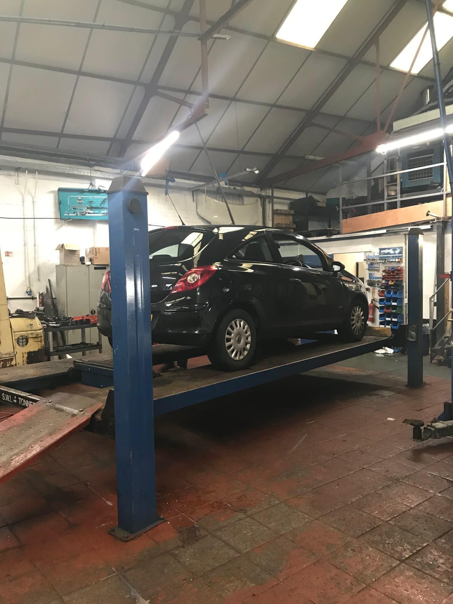 Car Rental Stoke On Trent