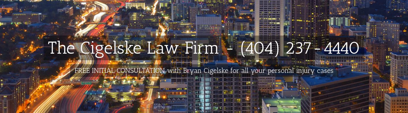 Cigelske Law Firm - Personal Injury Attorney Atlanta