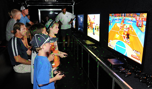Game On Video Game Truck Shreveport Louisiana Electronics Stores