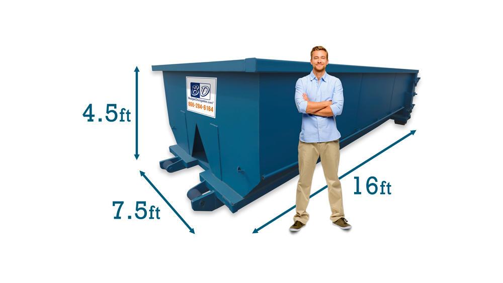 Budget Dumpster Rental image 7