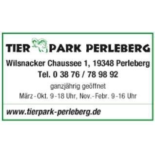 Logo von Tierpark Perleberg
