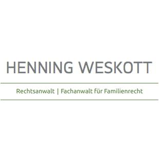 Logo von Rechtsanwalt Henning Weskott