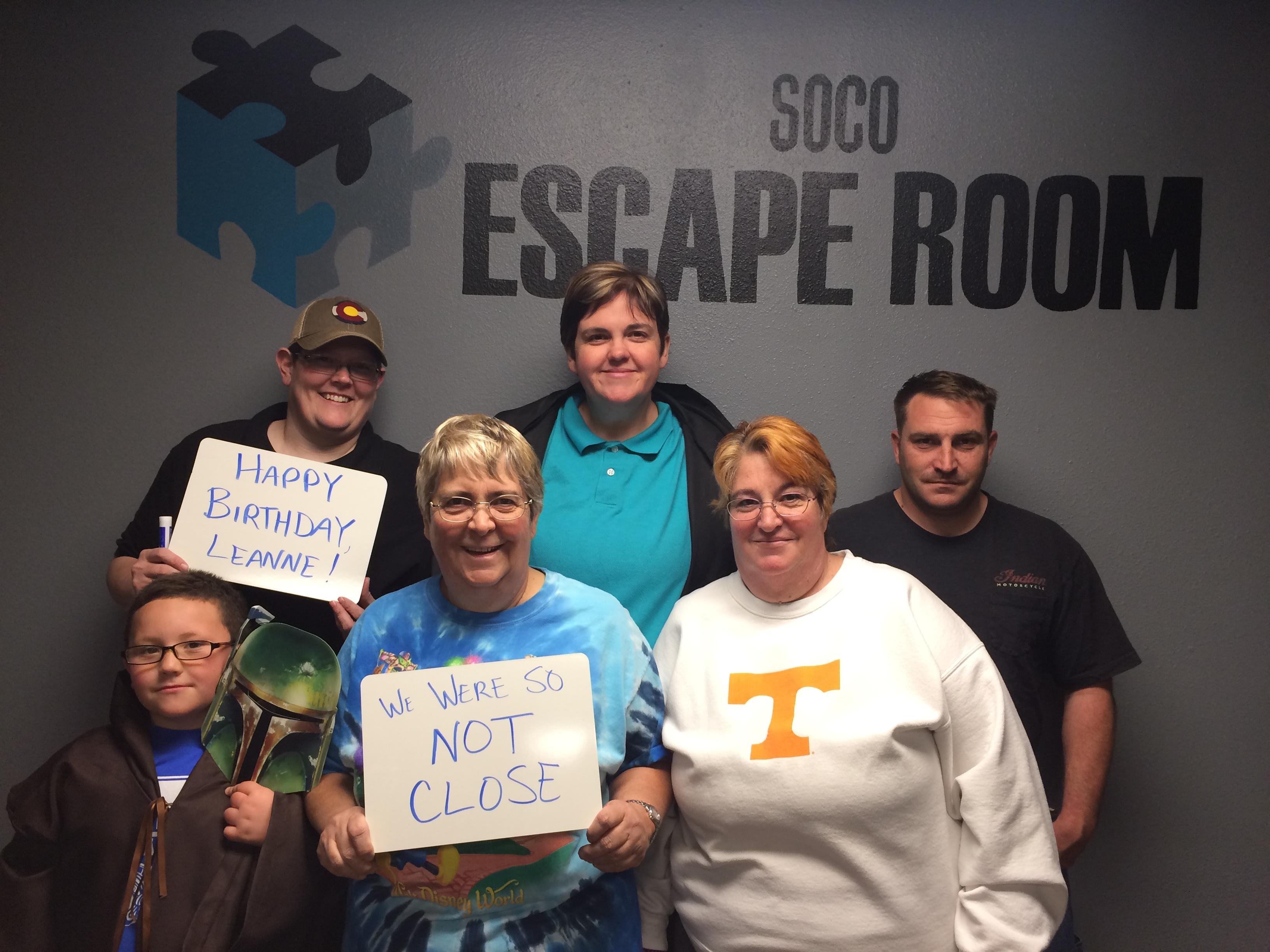 SoCo Escape Room image 14