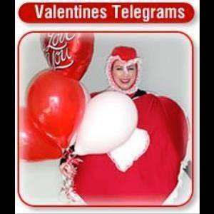 photo of Valentines Day Singing Telegram Entertainment