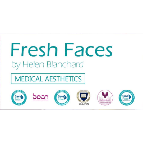 Fresh Faces by Helen Blanchard