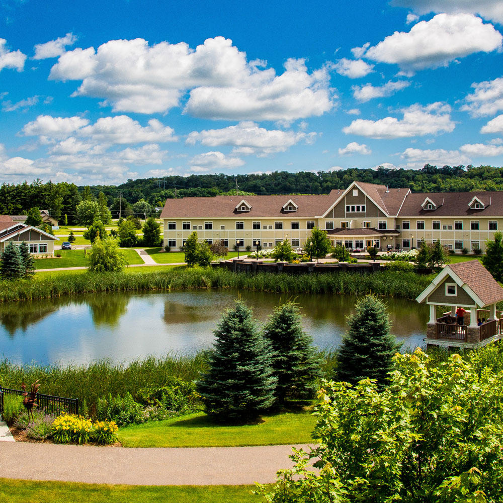 Comforts of Home Advanced Memory Care and Men's Memory Care - The Lodge at River Falls