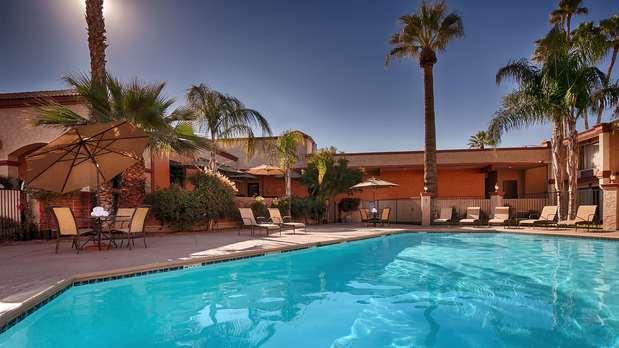 Best Western Phoenix Goodyear Inn in Goodyear AZ