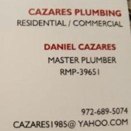 Cazares Plumbing