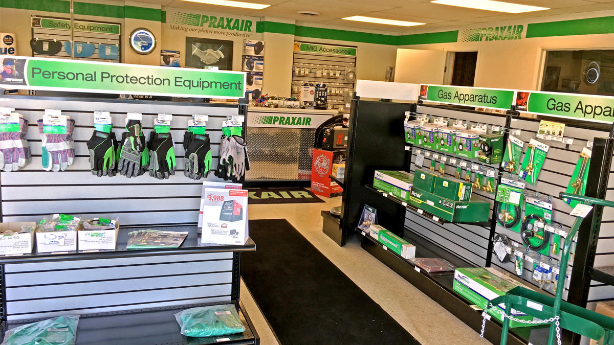 Praxair Welding Gas and Supply Store image 1