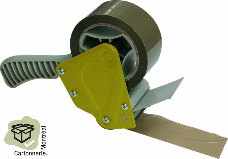 Cartonnerie Montréal Inc à Montréal: Tape dispenser