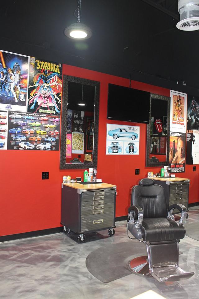 Redline Barbershop image 1