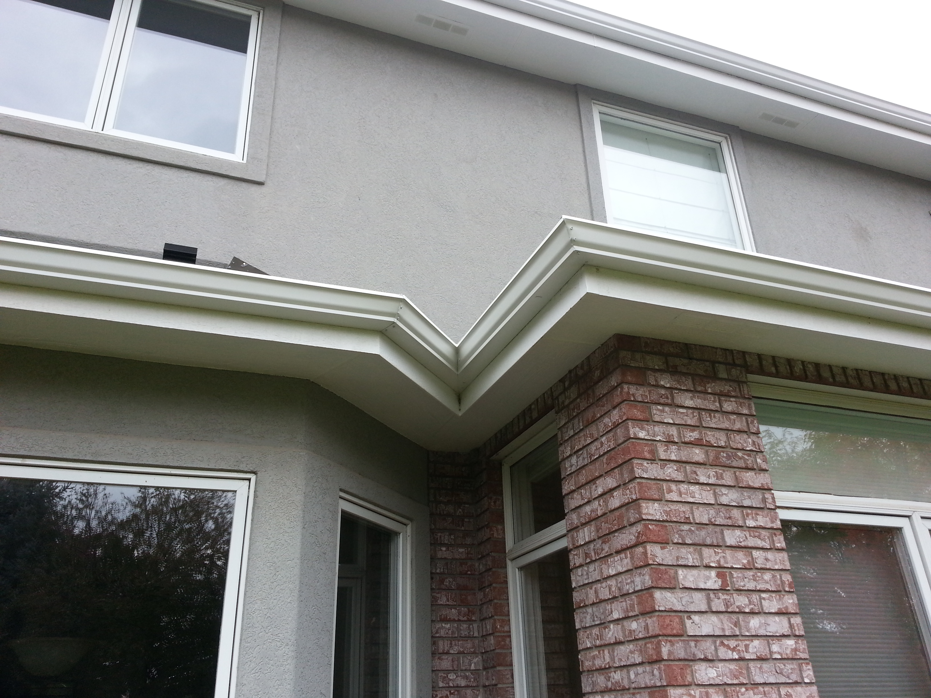 Precision Seamless Gutters image 0